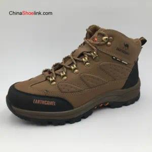 Wholesale High Quality Men′s Outdoor Hiking Winter Boots