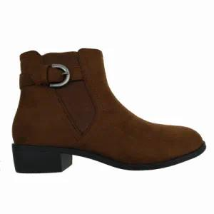 Fashion Ladies Heeled Ankle Boots Winter Boots