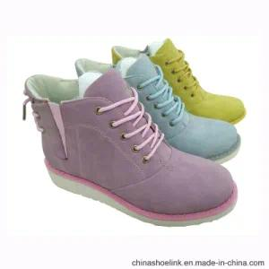 Popular Colorful Ankle Sports Boot for Women