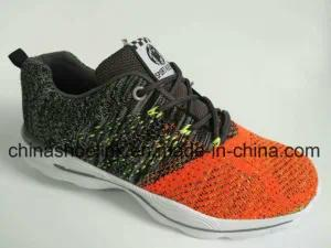 Breathable Mesh Upper Light and Acaomfortable Sport Shoe Men Sneaker